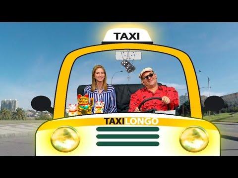 Natalie Yoffe llegó en el Taxilongo