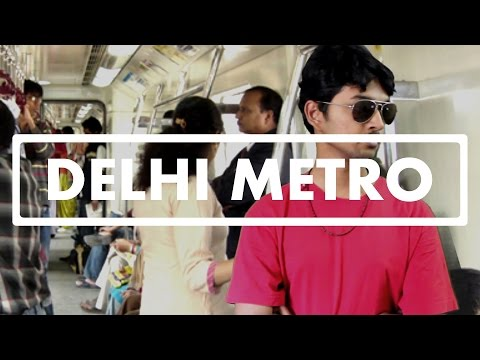 How to travel in the Delhi Metro