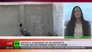 Home, Sweet Home? Over 200 jihadists reportedly return to UK from (Syria)  2/17/14