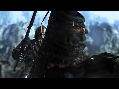 Ведьмак 3  Трейлер 'Старшая кровь'   русская версия