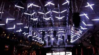 Amnesia Ibiza, the best global club 3D LED installation
