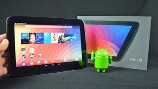 Google Nexus 10_ Unboxing & Review (Android 4.2)