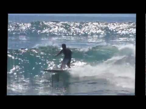 East Cape Surf Video Justin & Bill Session