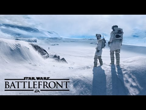 The Planets Of Star Wars Battlefront