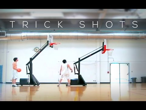 Crazy Basketball Trick Shots