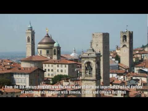 Bergamo Italy - Photo documentary by ItalAmericaTv