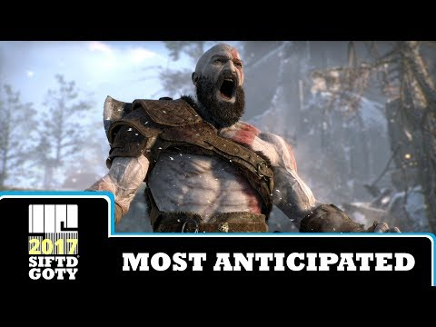 SIFTD Game of the Year Awards 2017: Most Anticipated Game of 2018