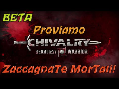 Proviamo Deadliest Warrior! [exp Chivalry Medieval Warfare] Spartani E Ninja! #01 Ita Full Hd 1080p video