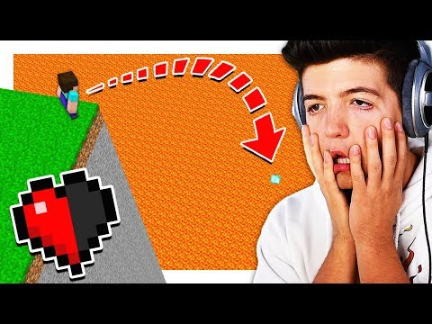 DON'T TAKE DAMAGE! (MINECRAFT CHALLENGE)