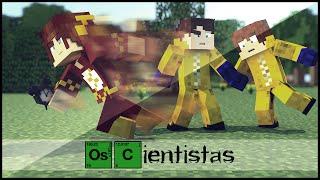 Minecraft: Os Cientistas #20 - Podemos Controlar o TEMPO !!