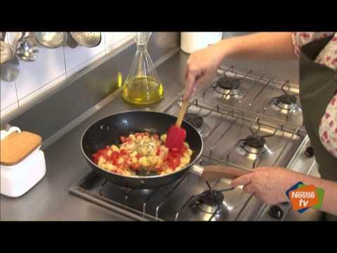 Calabacines rellenos - Recetas de Cocina Nestlé