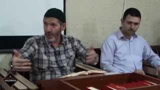 Hüseyin Yazıcı - Yirmiüçüncü Lema - Hâtime - Risale-i Nur Külliyatı sohbet 2014