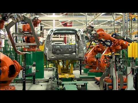 Renault Nissan Alliance Tangier plant in Morocco