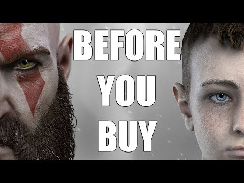God of War PS4: 15 Things You ABSOLUTELY NEED To Know Before You Buy thumbnail