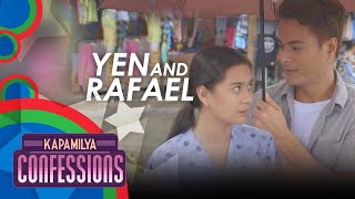 Kapamilya Confessions with Yen Santos and Rafael Rosell