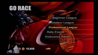 Gran Turismo 3 (PS2) NTSC (USA Version) - All Race Events - Full HD