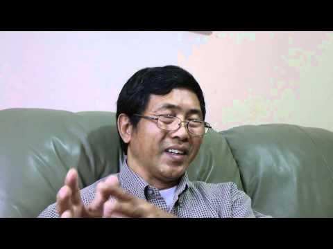 Burmese Radio BCBG, U Maung Maung Aye responded to the Burmese President's speech 2012