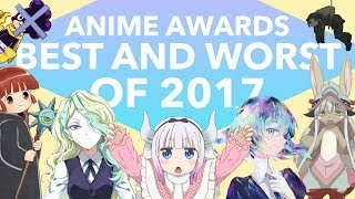UTS Anime Awards: Best (and Worst) of 2017