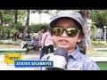 Radja Nasution 'Roni' Tantang Fans Naik Wahana Permainan Memacu Adrenalin - Status Selebritis