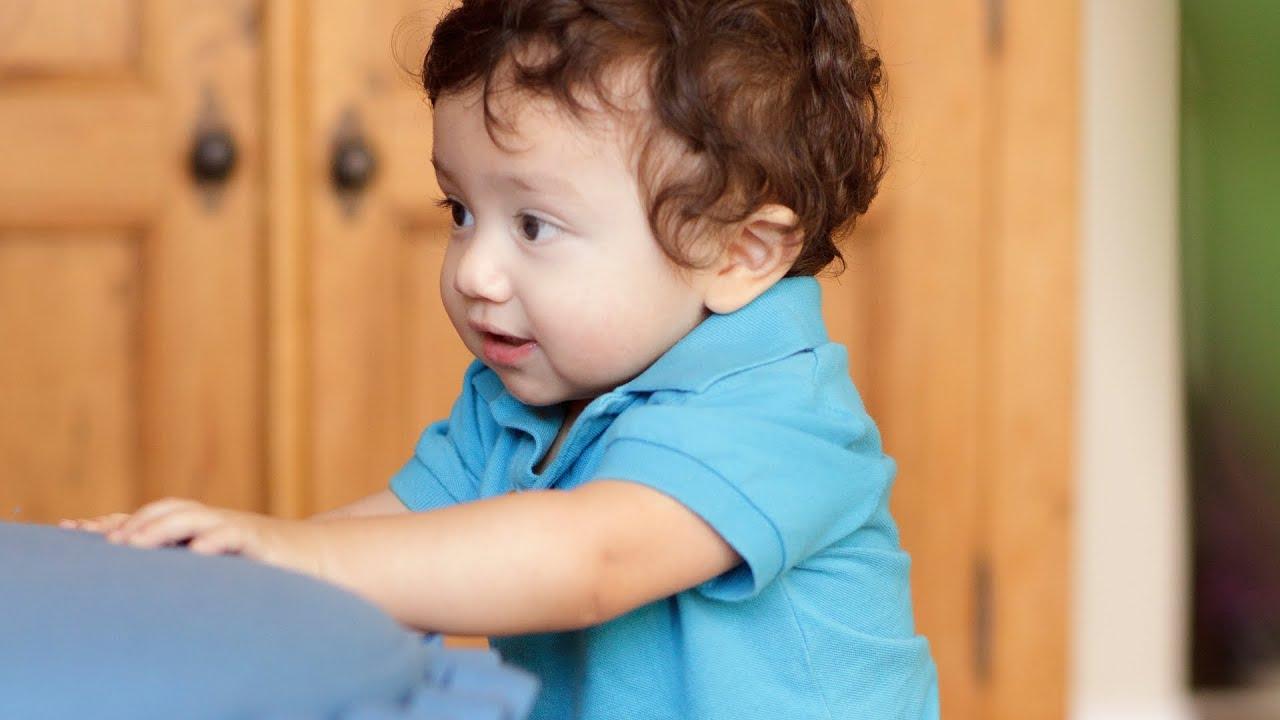 Juegos para ni os peque os de 1 a o o m s youtube - Con cuantos meses se sienta un bebe ...