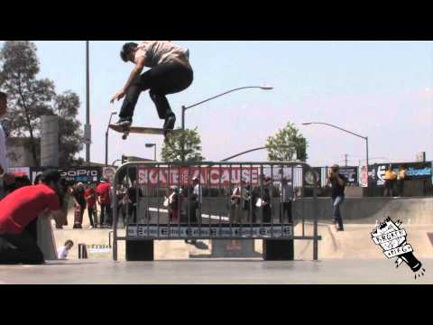 Ryan Sheckler&#39;s Skate for a Cause 2013