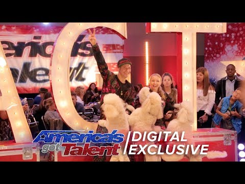 What To Expect At AGT Auditions - America's Got Talent 2017