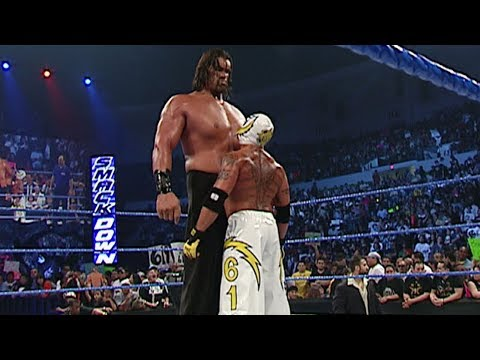 Rey Mysterio vs. The Great Khali: SmackDown, May 12, 2006