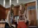 Sarah Michelle Gellar and Rebecca Gayheart 'get friendly' in HARVARD MAN