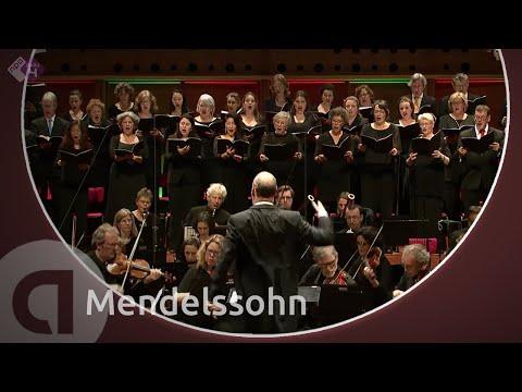 Mendelssohn: Christus, Op.97 - Radio Philharmonic Orchestra & Netherlands Radio Choir - Live HD