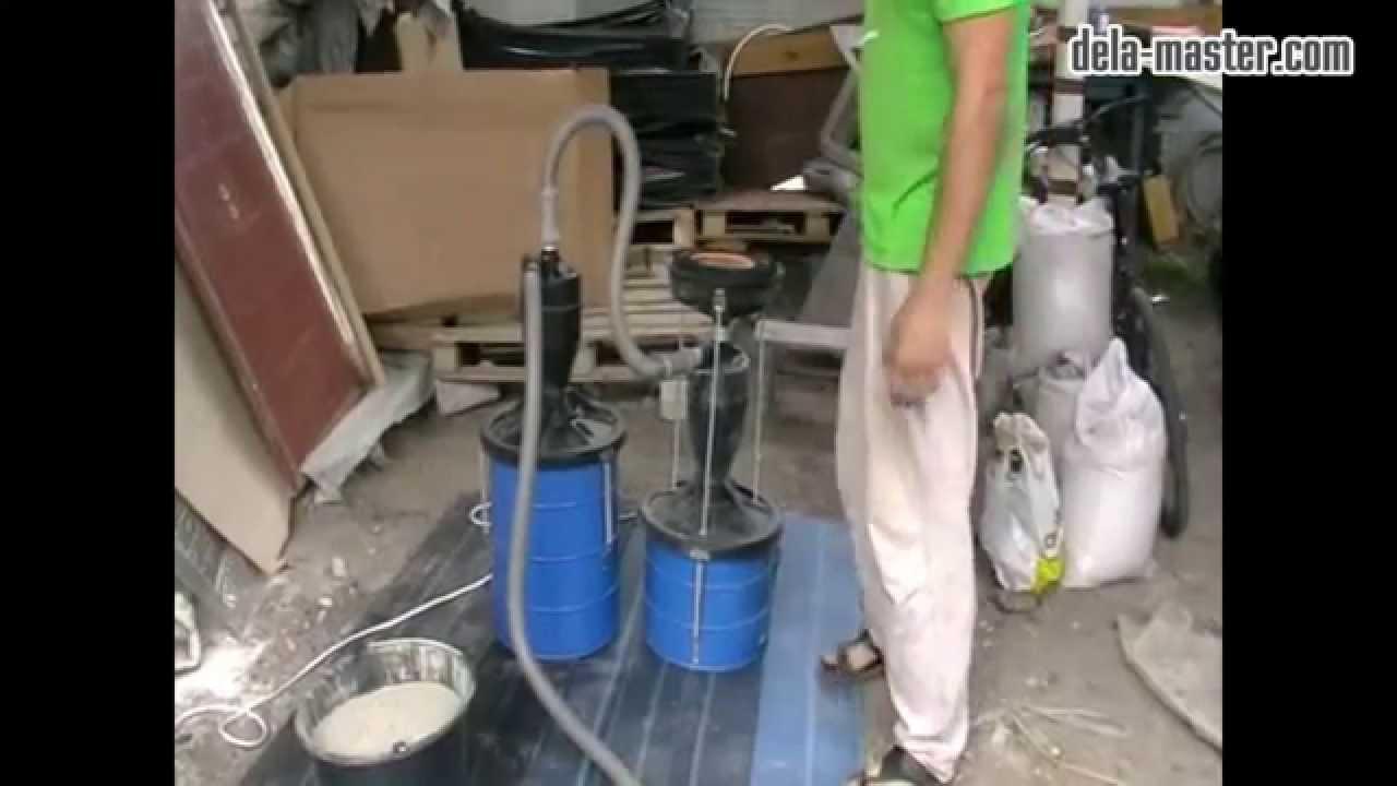 Пылесос для цементной пыли своими руками 762