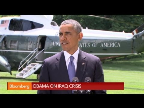 Obama: We Will Not Send Troops to Iraq