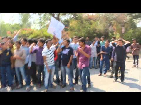 Students of National Institute of Technology Delhi strike against administration