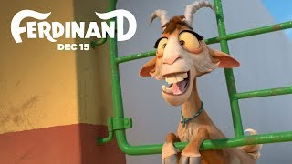 "Ferdinand | ""What Did You Say Your Name Was"" TV Commercial 