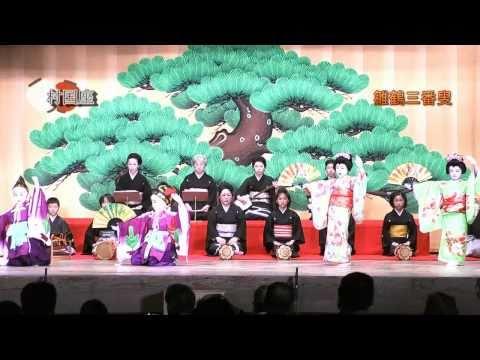 各務原市 「村国神社 村国座」 ~子供歌舞伎~