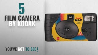 Top 10 Kodak Film Camera [2018]: Kodak 35mm Single Use Camera w Flash Packaging May Vary