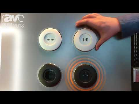 ISE 2018: Digitel Features IRIS Twist & Plug Outlet for Power, Data Connections