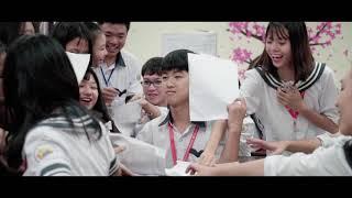 Trường THPT chuyên Lê Hồng Phong Nam Định - Tri ân thầy cô 2018 - Thanh xuân rực rỡ - 10u k99 LHP