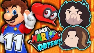 Super Mario Odyssey: That Fish Mouth, Though - PART 11 - Game Grumps