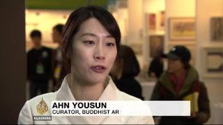 Biggest Buddhist art festival opens in South Korea