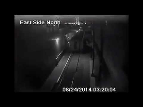Wine Train Earthquake Commissary Camera 2014