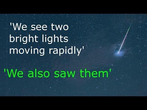 UFO sighting over Ireland?!!!!!???? [ATC AUDIO]