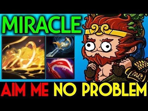 Miracle- Dota 2 [Monkey King] Aim Me ?? No Problem