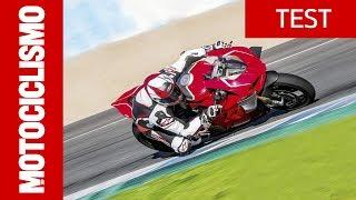 Ducati Panigale V4 R 2019 - Test - Motociclismo