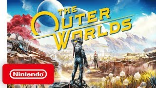 The Outer Worlds - Announcement Trailer - Nintendo Switch