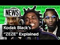 Kodak Black Travis Scott Offset S ZEZE Explained Song Stories mp3