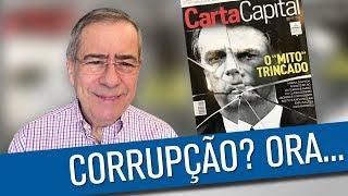 Acabar com a corrupção era para acabar com o Lula