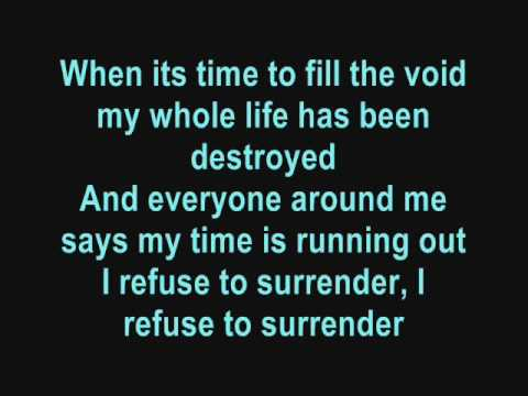 Papa Roach - Time Is Running Out