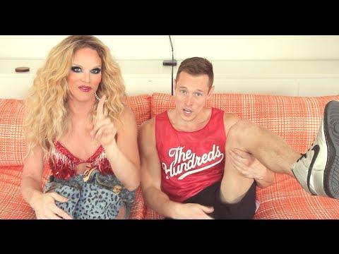 10 Reasons To Be A Slut: Willam Belli & Davey Wavey!