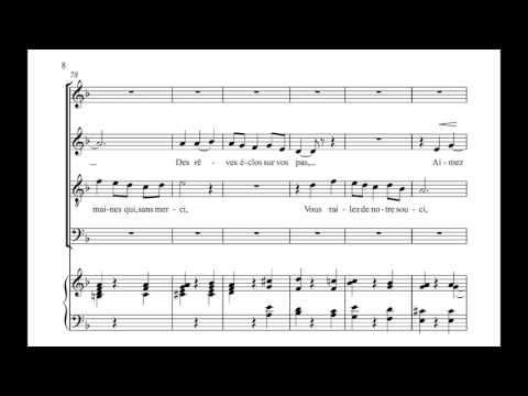 Gabriel Faure - Madrigal, Op. 35