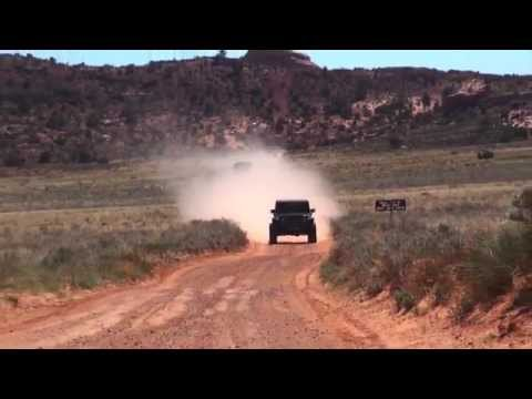 Moab Drifting - Rockstar garage